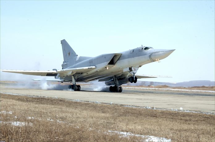 MILITARY INDUSTRIES & CONVERSION TU-22M3 WILL BE ARMED WITH THE NEWEST SUPERSONIC MISSILES