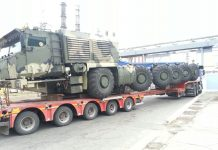 INTERCONTINENTAL YARS AND RUBEZH MISSILES WILL BE PUT ON PLATFORMA