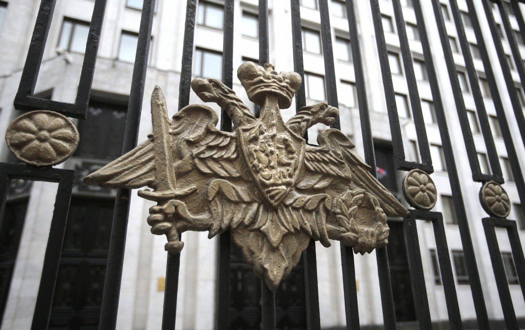 COMMAND OF THE AIRSPACE FORCES AND NATIONAL DEFENSE MANAGEMENT CENTER PROTECTED THE CAUCASUS AND CRIMEA FROM STRIKE OF A CONVENTIONAL ENEMY
