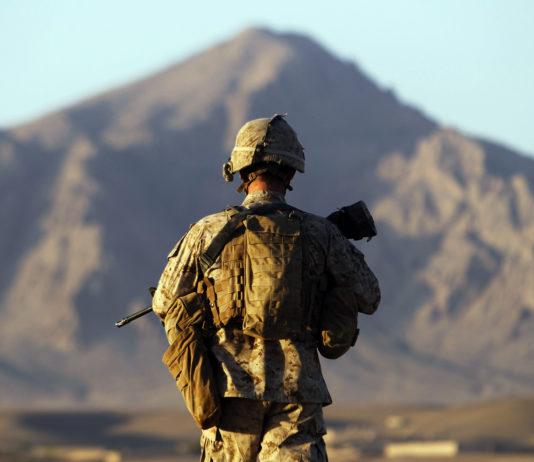 Afghan war of words