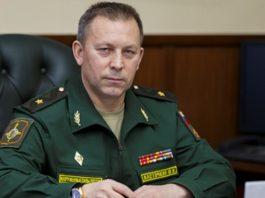 General Yury Lastochkin