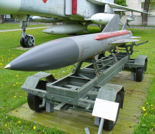 A new application was found for kh-55