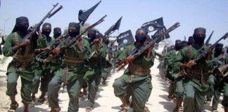 terrorist organizations